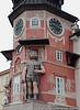Hostinné - renaissance town hall with giants (Renata_Lipińska) Tags: architecture architektura renaissancebuilding hostinné city townhall giants czechy czechia czechrepublic town miasto stadt ville ciudad città