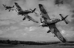 Junkers Ju 87B Stuka - Bombing Run (Adam Purves (S3ISOR)) Tags: cobi junkers ju87 ju87b 87b 87 stuka aircraft aeroplane warbird german brick block smallarmy smallarmywwii worldwar2 worldwarii wwii luftwaffe lego airforce bomber fighter 5521 set5521
