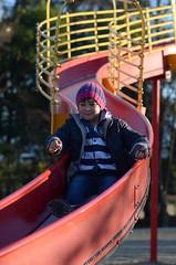 Paul (Mongwau) Tags: popo paul park yamanashi japan slide
