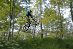 Forest Air (Brian Auer) Tags: summer people mountain male sports bike bicycle wheel sport race fun outside person bicycling cycling fly jump movement freestyle cyclist ride action outdoor air hill extreme mountainbike fast downhill trail riding human talent cycle mtb biker recreation activity fitness freeride slope tabletop active skill