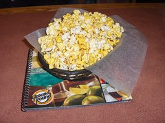 Popcorn at the Ground Round