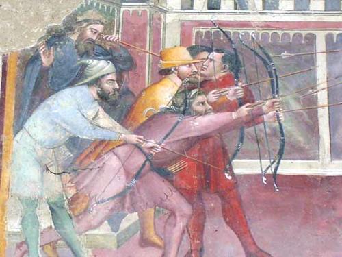 Affreschi della chiesa di San Domenico
