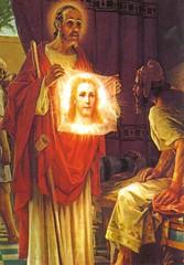 Der hl. Judas Thaddäus