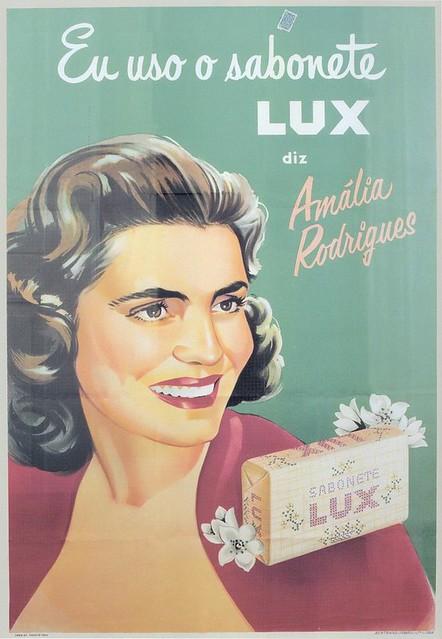 Lux Soap ad, 1953