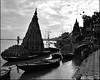 Ghats (JR Hall) Tags: travel india film scanned varanasi benares india1998