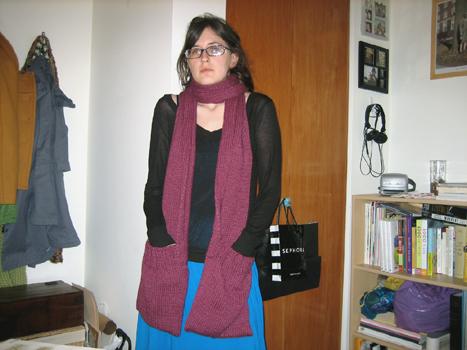 scarf on jen