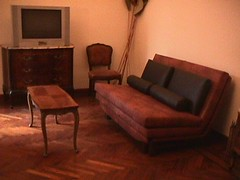 Rent an apartment in Buenos Aires on the famous Defensa Street, San Telmo, Argentina