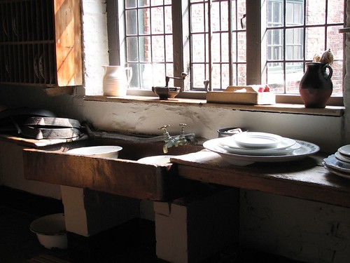 oxford dictionary definition of scullery