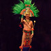 Historical Portrait Figure of Moctezuma II Ruler of the Aztecs by artist-historian George S Stuart (1)