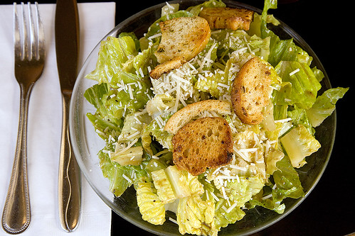 Small Caesar Salad at Kapp's Pizza Bar & Grill