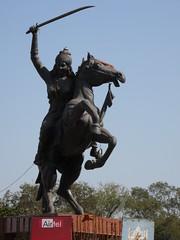 Agra Shivaji Maharaj monument