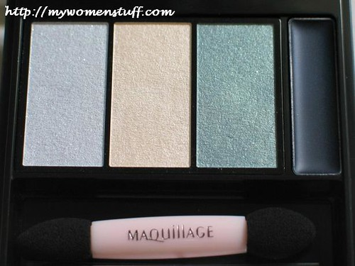 468135255 8654f2a0e7 Review: Makeup: Shiseido Maquillage eyeshadow palette