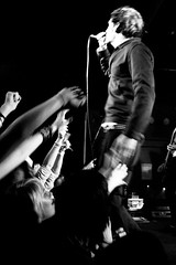 the bravery (Spiderpops) Tags: 3 manchester audience live gig band academy bravery the