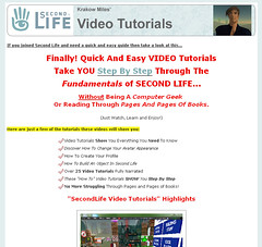 secondlifevideotutorials.com - screenprint