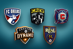 MLS 3D Logos (invisibleElement) Tags: design 3d soccer cinema4d c4d logos mls invisibleelement