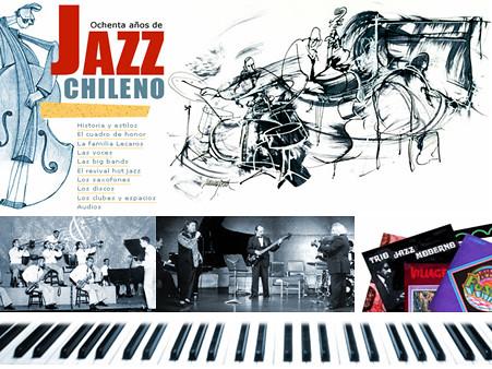 Jazz en Chile 80 años - El Mercurio
