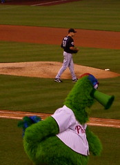 Phanatic (eric_nyc) Tags: philadelphia baseball phillies phanatic