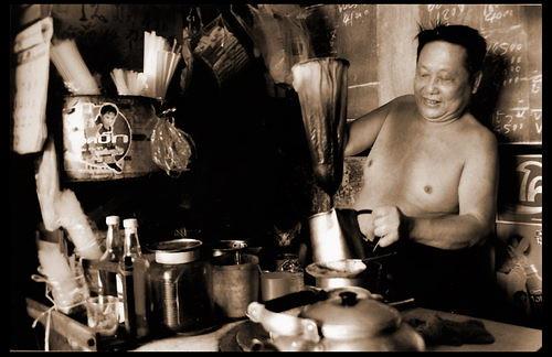 อาโก ร้านพญาไม้กาแฟ, แถวบ้านเก่า