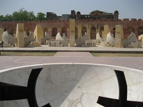 Astronomical Clocks in Jaipur