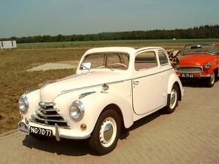 1951 Skoda Tudor 1102 cabrio-coupé