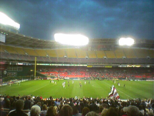 DC United vs NE Revolution