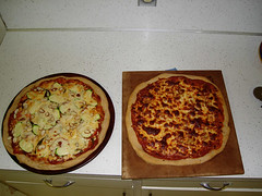 Tuesday's Pizzas