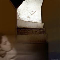 Statement! (ilaila) Tags: old light house selfportrait stairs canon iran memories f1 sharp oldhouse photofriday iranian tehran laila passageoftime instantfave artlibre todaysbestaward monirieh lailadesign