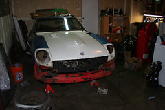 240Z Coming Together!
