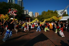 dragon dance (chasingbirds) Tags: festival buddha sydney celebration v darlingharbour dragondance foodfair wesak
