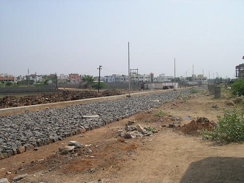 Perungudi Railway Station