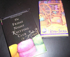 Knitting Novels