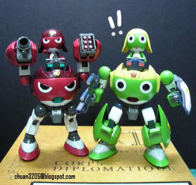 [Request] อยากได้รูปหุ่นยนต์เคโรโระทุกตัว 488376436_240f9d1c76_o