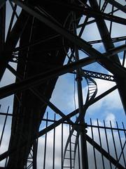Ponte Luis I do abaixo (Punki :)) Tags: portugal puente eiffel ponte escalera porto oporto brigde luisi bypunki