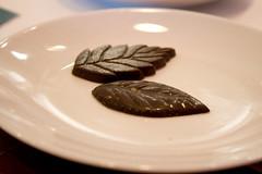 chocolate tasting