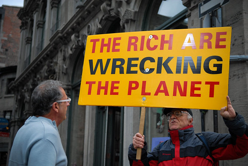 The Rich are Wrecking the Planet