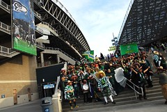 Portland Timbers Army invades arch-rival Seattle