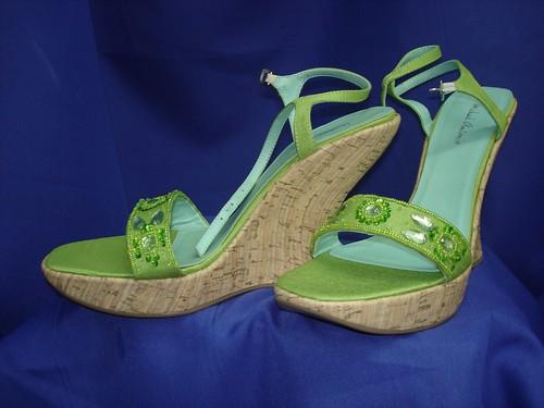 Zapatos Verdes - Green Shoes