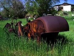 manure spreader 1