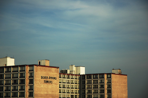 Silver Spring Towers