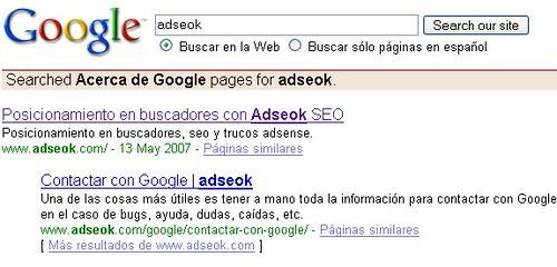 google sin adsense