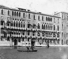 Venice, Italy - Palazzi Giustinian