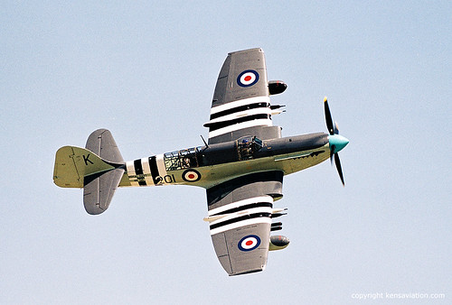 Warbird picture - Fairey Firefly AS Mk.6