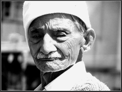 old Sikkimese man
