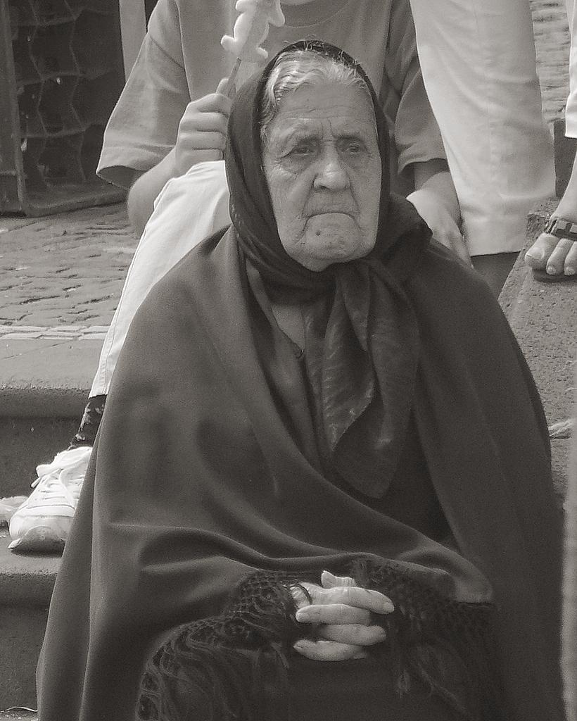 An azorian widow