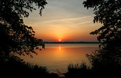Paradise (nature55) Tags: trees sunset sun lake wisconsin clouds hiking birding pikelake supershot flickrsbest abigfave karmapotd anawesomeshot aplusphoto 183explorepages