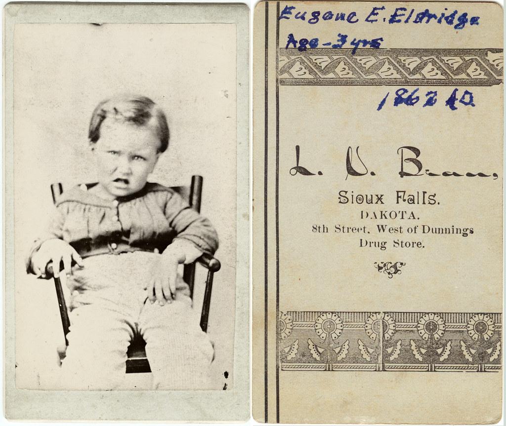 Angry Boy:Eugene E (Ardmore)Eldridge