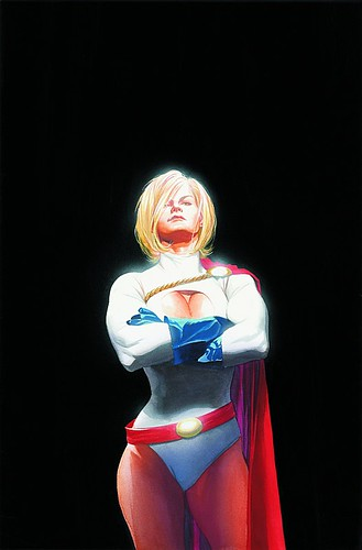 common sense super power. THAT is Power Girl.