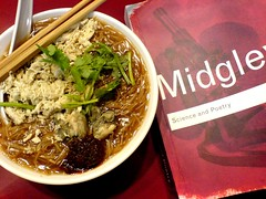 Midgley with Oyster Mee Sua