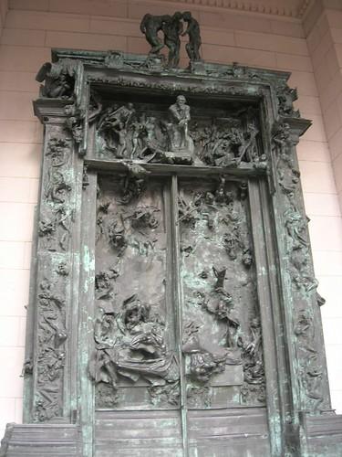 Rodin's Museum, Philadelphia, USA