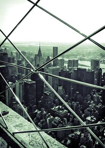 View Towards Chrysler Building